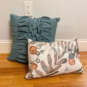 • Madison Park • (2) Accent Pillows